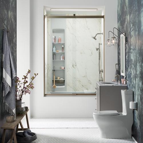5 tapes pour concevoir une salle de bain pour les invit s trucs et conseils d coration et. Black Bedroom Furniture Sets. Home Design Ideas