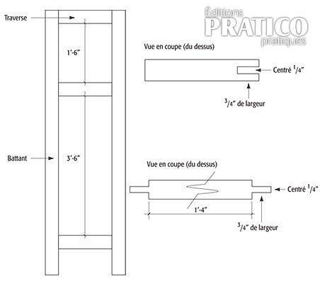 fabriquer un paravent en tapes d coration et. Black Bedroom Furniture Sets. Home Design Ideas
