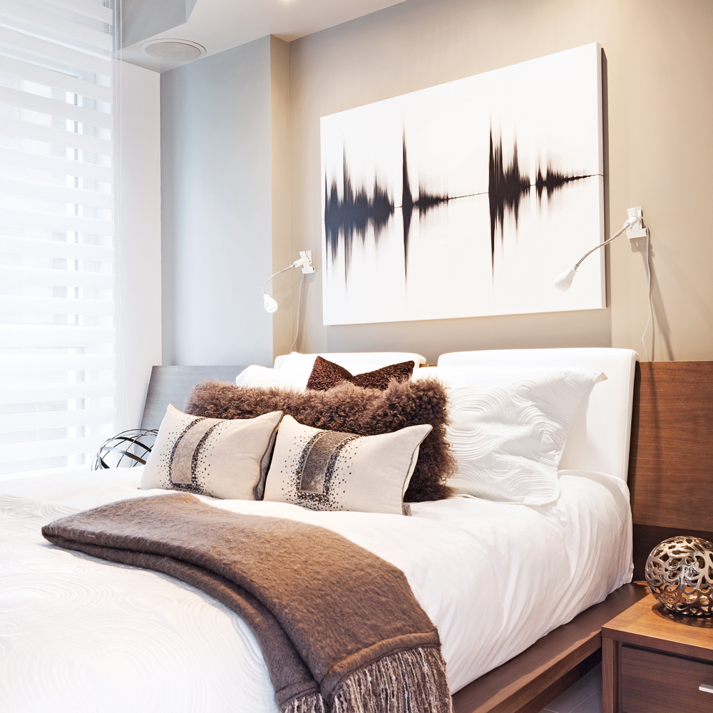 une chambre bien d gag e chambre inspirations d coration et r novation pratico pratique. Black Bedroom Furniture Sets. Home Design Ideas