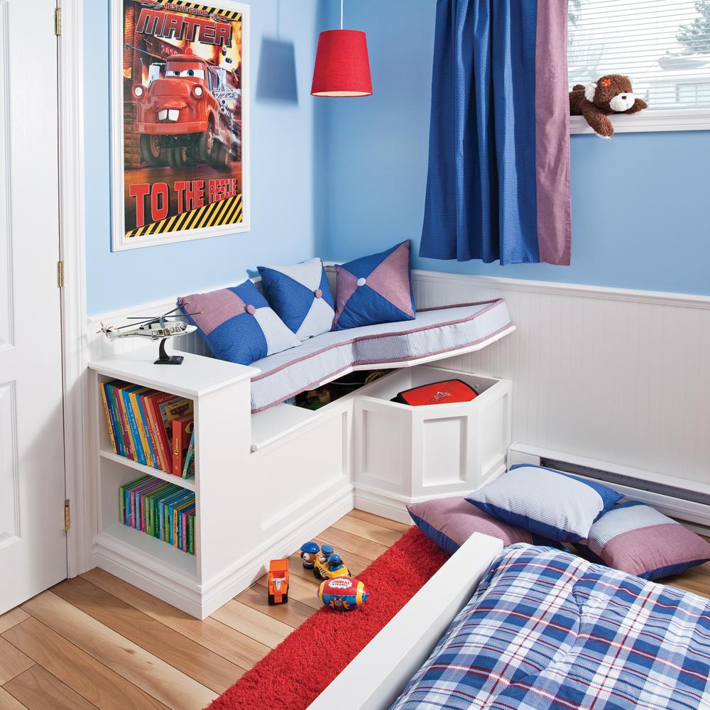idee rangement jouet. Black Bedroom Furniture Sets. Home Design Ideas