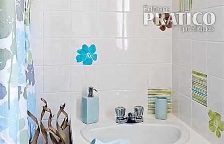 Peindre la c ramique votre image en tapes for Peinturer ceramique salle bain