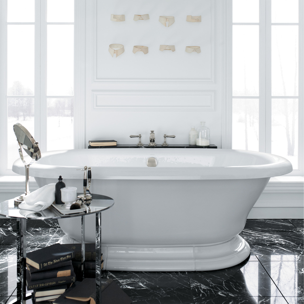 beautiful salle de bain classique chic images awesome interior home satellite. Black Bedroom Furniture Sets. Home Design Ideas