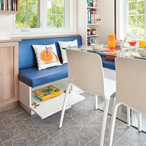 Salle manger dans un espace compact salle manger - Salle manger scandinave un decor elegant et pratique ...