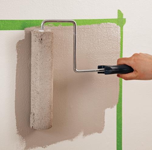 peindre mur fabulous quand les meubles prennent la couleur des murs hll blogzine blog deco. Black Bedroom Furniture Sets. Home Design Ideas