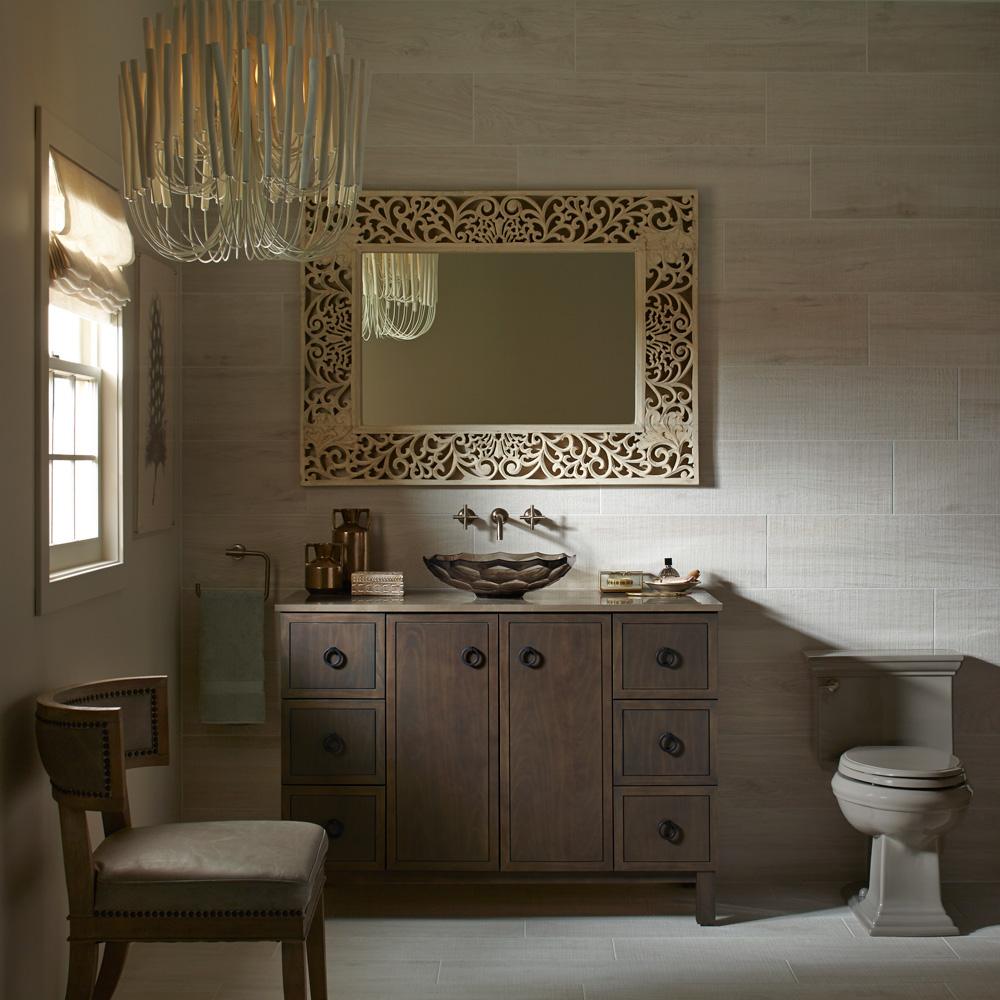 Salle De Bain Frise Douche ~ une salle de bain qui a du chic actualit s d coration et