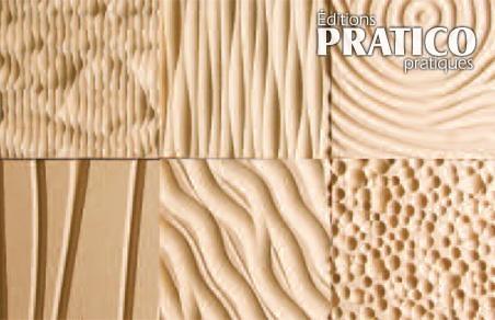 Les murs textur s tout nouveau tout beau trucs et conseils d coratio - Panneau de mdf decoratif ...