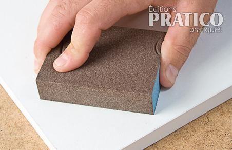 Comment pr parer les surfaces avant de peindre la m lamine for Peindre cuisine melamine