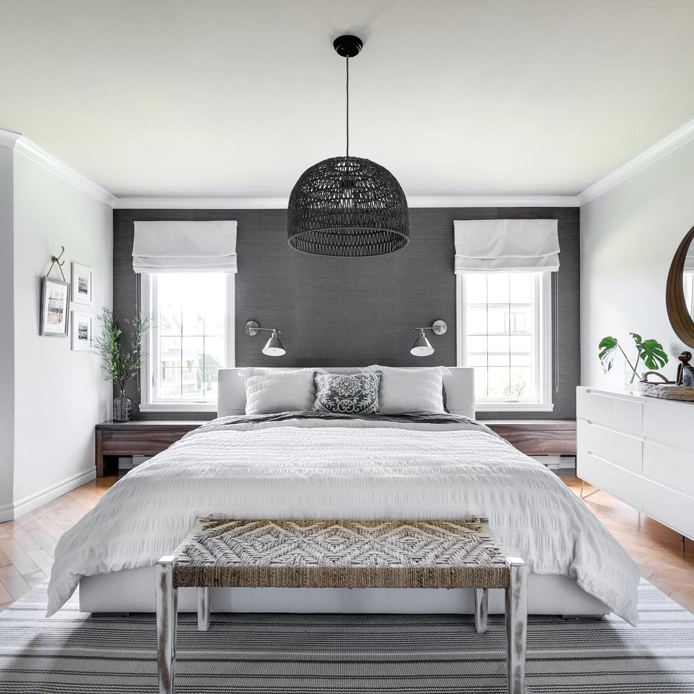 Chambre à coucher revisitée avec style - Chambre - Inspirations ...