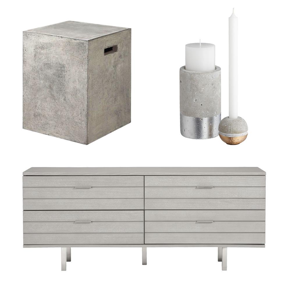 shopping d co accessoires b ton trucs et conseils d coration et r novation pratico pratique. Black Bedroom Furniture Sets. Home Design Ideas