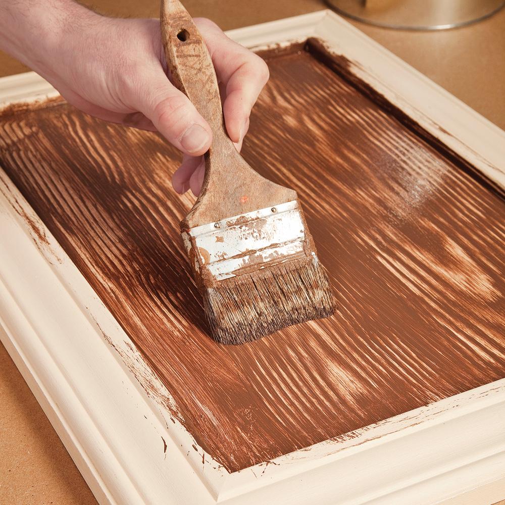 bois mlamin trendy peinture pour bois melamine apras avoir fini de le laver avec le tsp on. Black Bedroom Furniture Sets. Home Design Ideas
