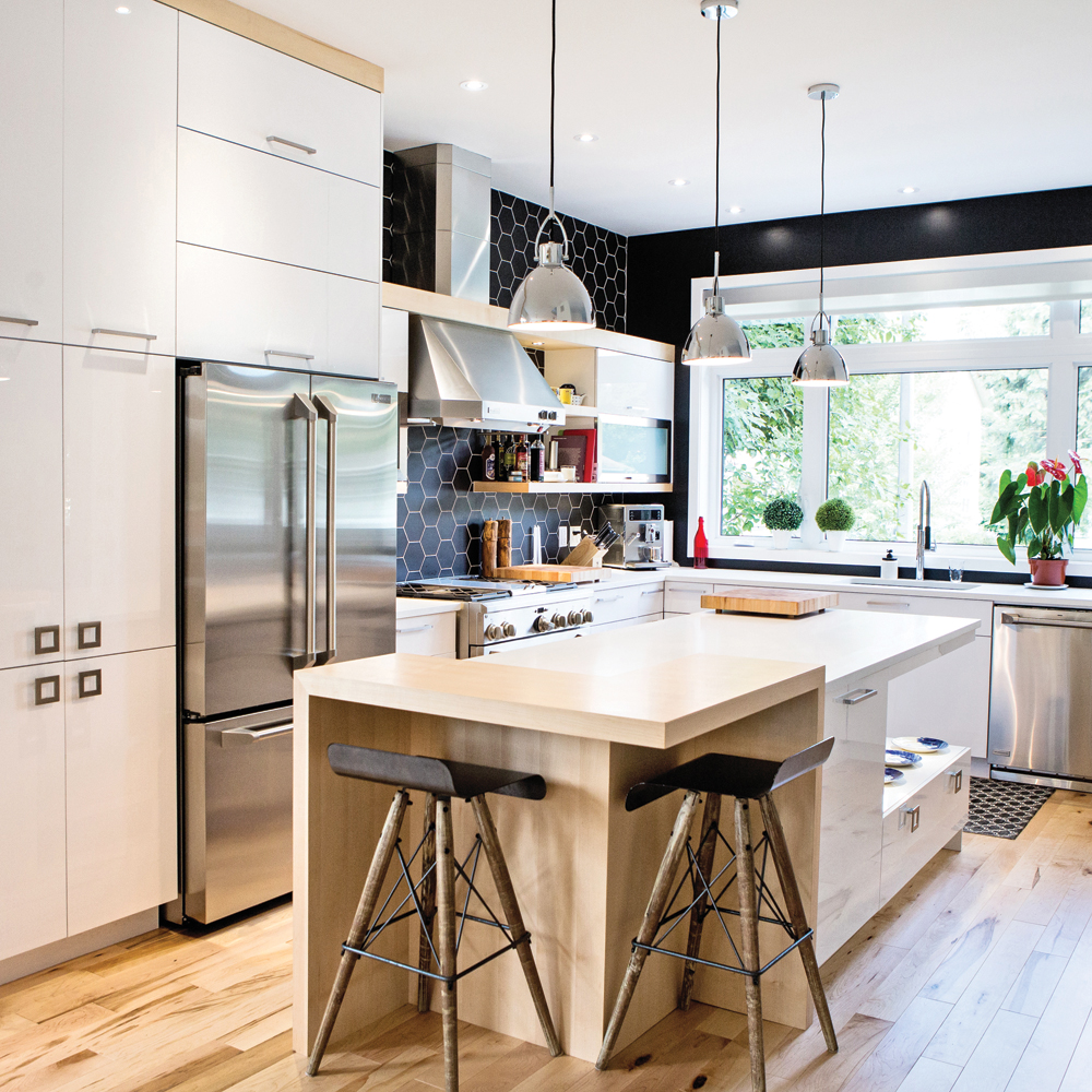 mix and match r ussi pour une cuisine rang e et design cuisine inspirations d coration et. Black Bedroom Furniture Sets. Home Design Ideas