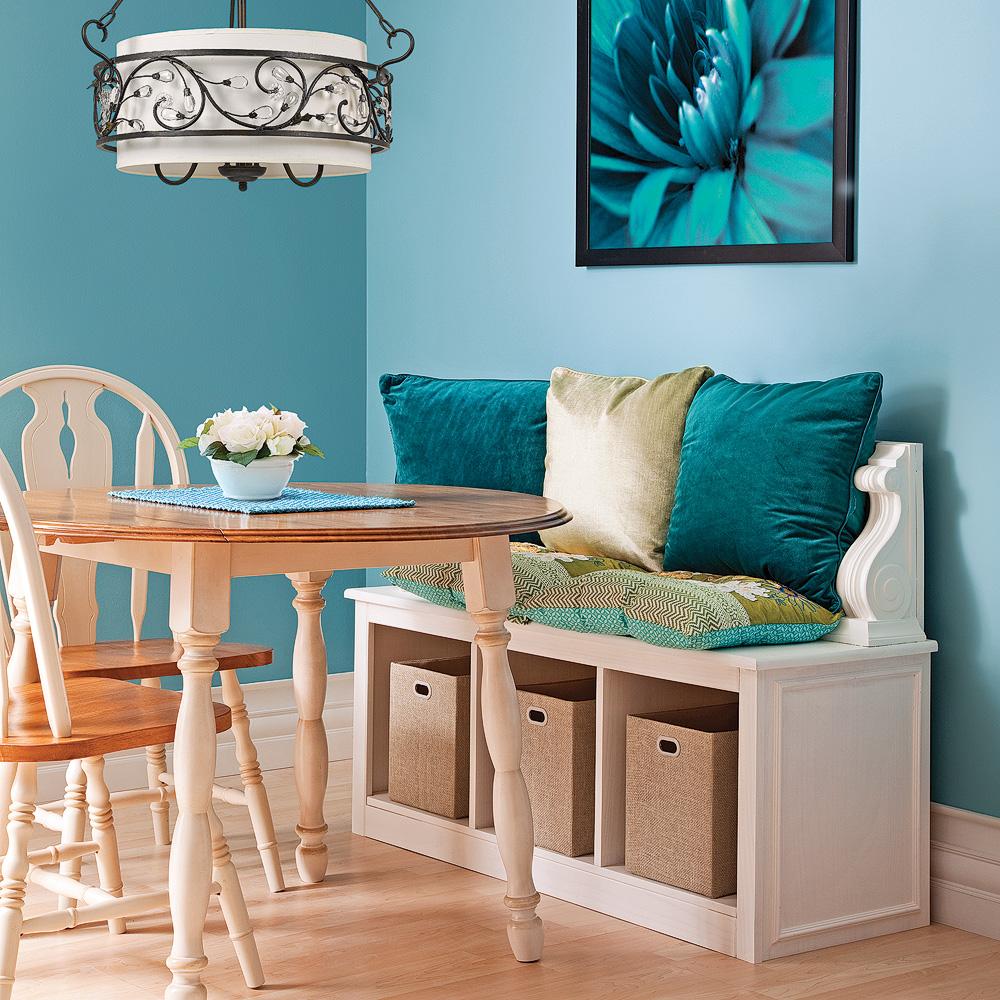 en tapes une banquette en moins de deux en tapes d coration et r novation pratico pratique. Black Bedroom Furniture Sets. Home Design Ideas