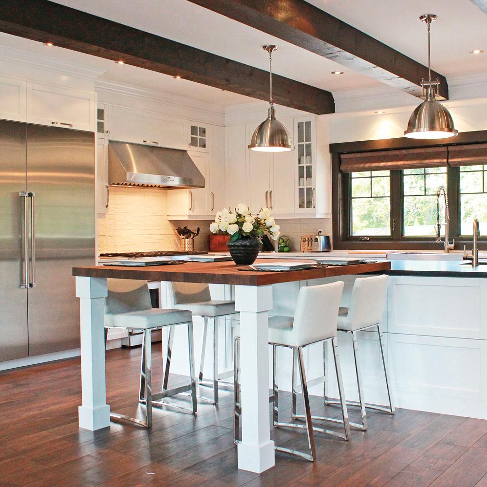 Cuisine espace champ tre cuisine inspirations - Cuisine champetre ...