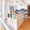comment poser un dosseret imitation de c ramique dans la cuisine en tapes d coration et. Black Bedroom Furniture Sets. Home Design Ideas