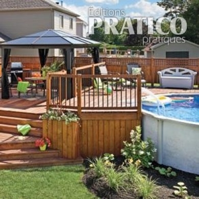 Le patio trait d 39 union patio inspirations jardinage et ext rieur - Photo patio exterieur ...