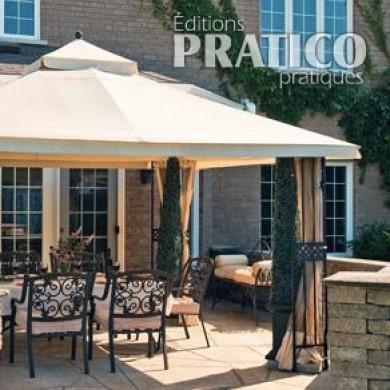 repas sous le pavillon de jardin inspirations jardinage et ext rieur pratico pratique. Black Bedroom Furniture Sets. Home Design Ideas