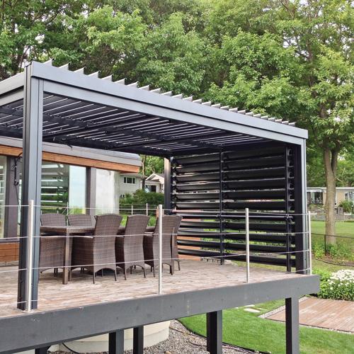 Top 10 des nouvelles tendances pour le patio trucs et conseils jardinage et ext rieur - Faire briller aluminium oxyde ...