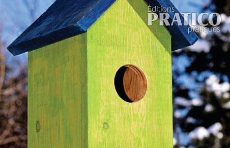 plans pour fabriquer un nichoir pour les oiseaux plans et patrons jardinage et ext rieur. Black Bedroom Furniture Sets. Home Design Ideas