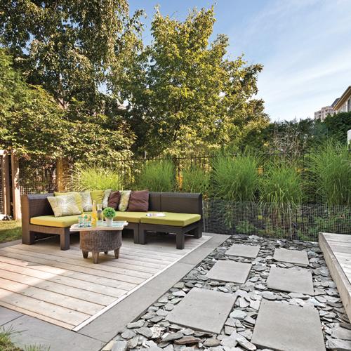 Amenagement Patio top 10 des nouvelles tendances pour le patio - je jardine