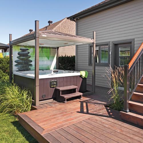 Top 10 des nouvelles tendances pour le patio trucs et conseils jardinage et ext rieur - Couleur de teinture pour patio ...