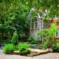jardin de vivaces autour de la piscine hors terre plate bande inspirations jardinage et. Black Bedroom Furniture Sets. Home Design Ideas