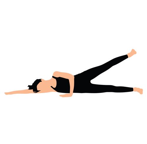 Le meilleur exercice de fesses