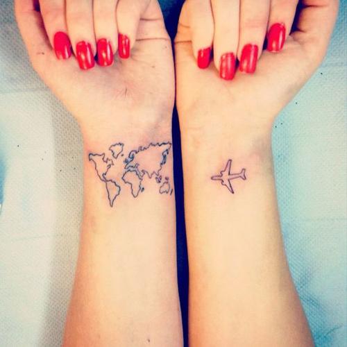 Super Pinterest: 30 idées de tatouages inspirants - Tendances - Mode  BJ13