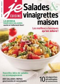 Salade et vinaigrettes maison