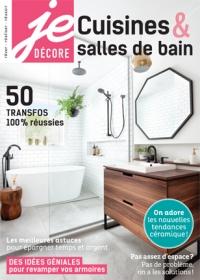 Cuisines et salles de bain, transformations réussies