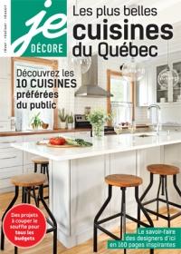 Les plus belles cuisines du Québec, Vol. 14 No. 8