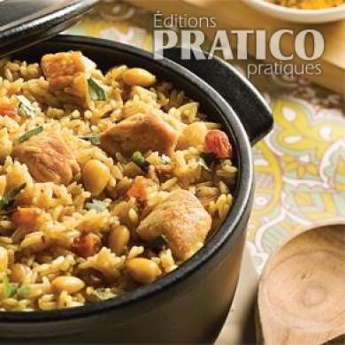 Casserole de riz et poulet l 39 indienne recettes for Art et cuisine casseroles