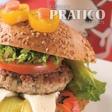 burger de veau et de brie recettes cuisine et nutrition pratico pratique. Black Bedroom Furniture Sets. Home Design Ideas