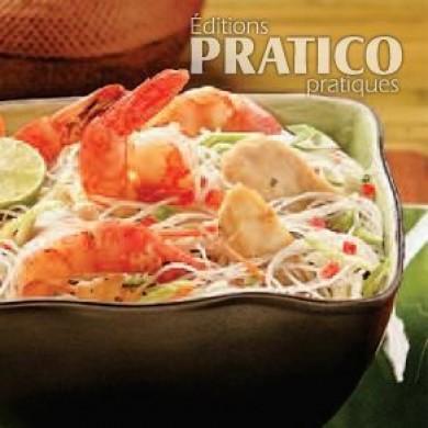 salade asiatique au poulet et crevettes recettes cuisine et nutrition pratico pratique. Black Bedroom Furniture Sets. Home Design Ideas