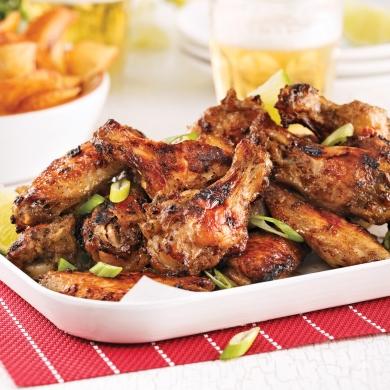 ailes de poulet jerk recettes cuisine et nutrition pratico pratique. Black Bedroom Furniture Sets. Home Design Ideas
