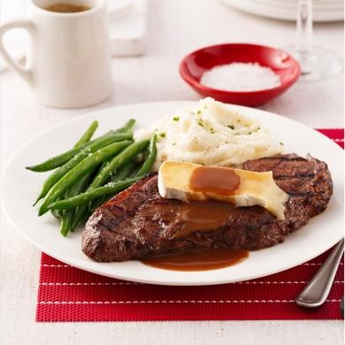 Steak au vin rouge et brie recettes cuisine et for Vin rouge cuisine