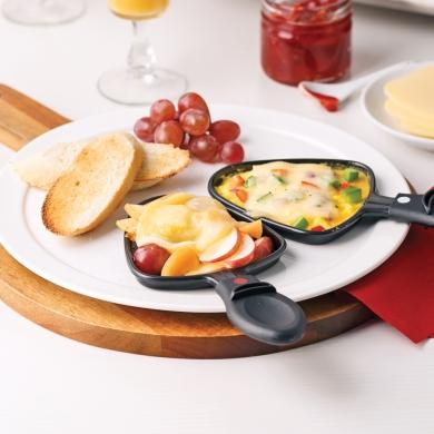 raclette d jeuner recettes cuisine et nutrition pratico pratique. Black Bedroom Furniture Sets. Home Design Ideas