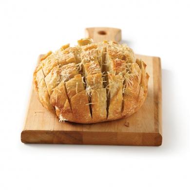 miche de pain l 39 ail recettes cuisine et nutrition pratico pratique. Black Bedroom Furniture Sets. Home Design Ideas