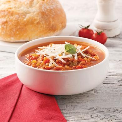 Soupe aux lentilles l 39 italienne recettes cuisine et for Cuisine a l italienne