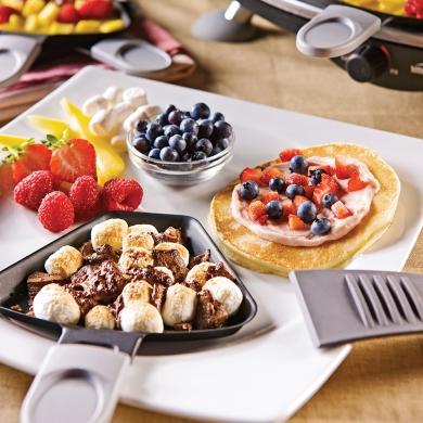 raclette dessert recettes cuisine et nutrition pratico pratique. Black Bedroom Furniture Sets. Home Design Ideas