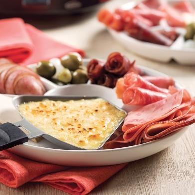 Raclette traditionnelle recettes cuisine et nutrition - Cuisine tunisienne traditionnelle four ...