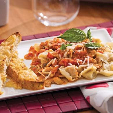 Tortellinis alla gigi recettes cuisine et nutrition - Cuisine pratique ...