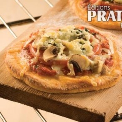 Pizza Maison Comme Dans Un Four  Bois  Trucs Et Conseils  Cuisine