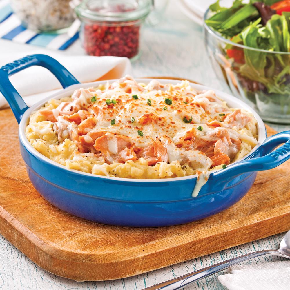 p 226 t 233 au saumon sans cro 251 te recettes cuisine et nutrition pratico pratique