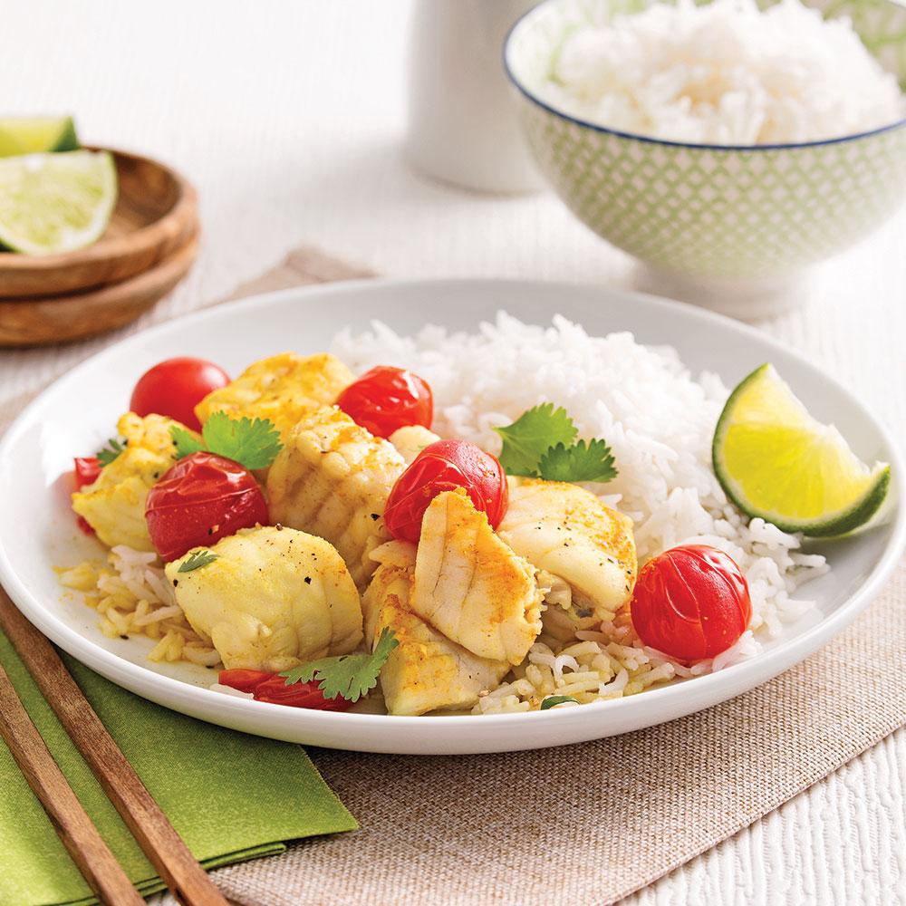 Cari de poisson pour sacs congeler recettes cuisine - Plat cuisine a congeler ...