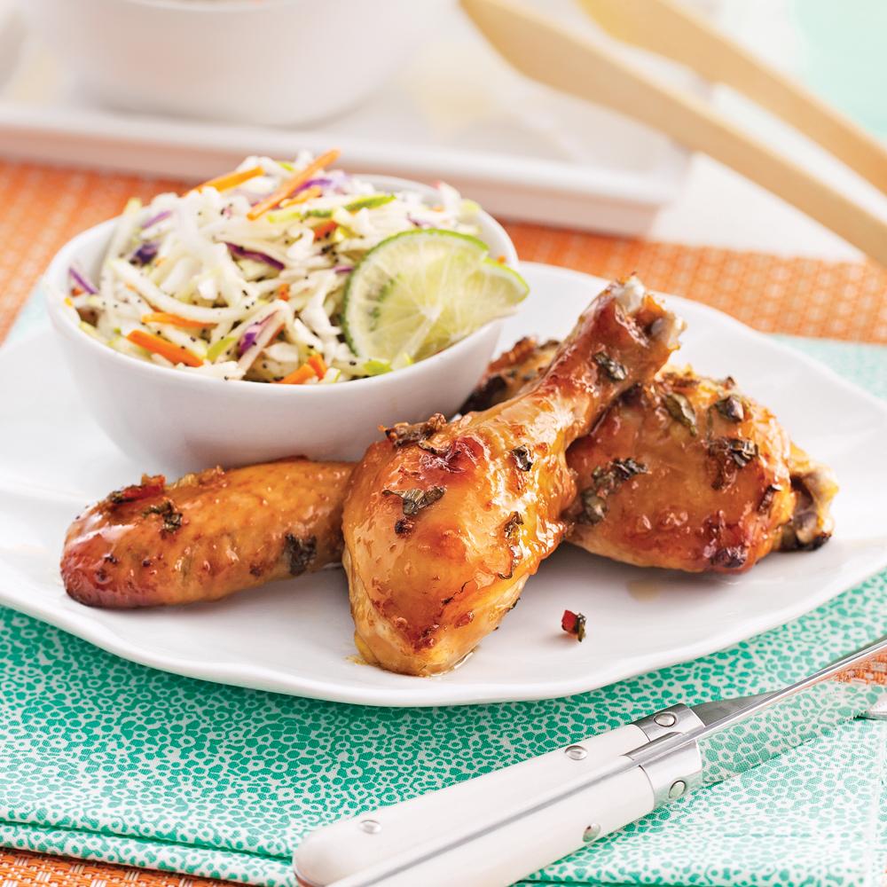 Poulet bankok au four recettes cuisine et nutrition - Cuisine poulet au four ...