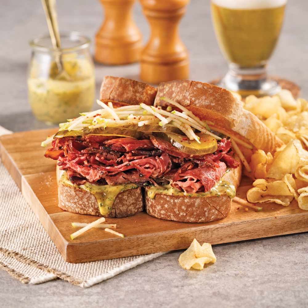 Restaurant Montreal Smoked Meat