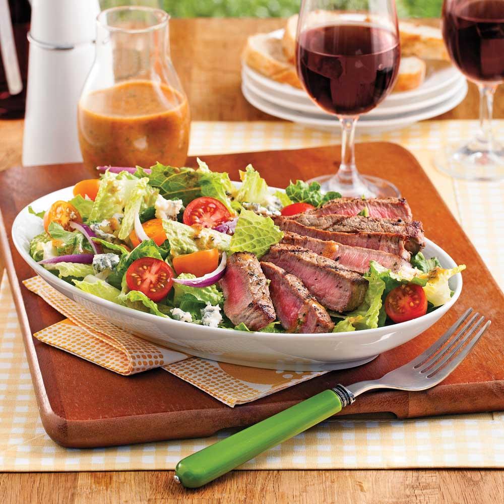 biftecks grill s la m diterran enne recettes cuisine et nutrition pratico pratique. Black Bedroom Furniture Sets. Home Design Ideas
