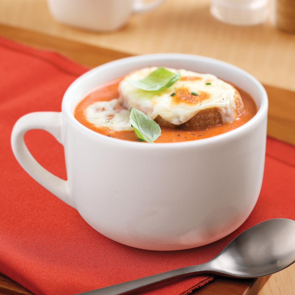Potage aux poivrons r tis recettes cuisine et for Cuisine 5 15