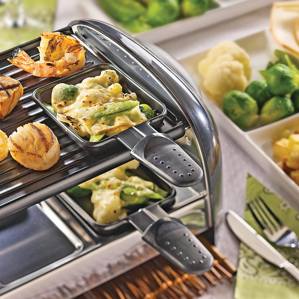 raclette de la mer recettes cuisine et nutrition. Black Bedroom Furniture Sets. Home Design Ideas