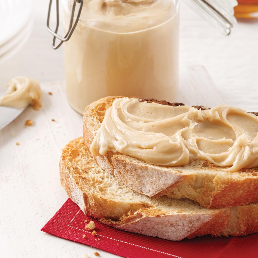 Beurre d 39 rable maison recettes cuisine et nutrition - Beurre d escargots maison ...